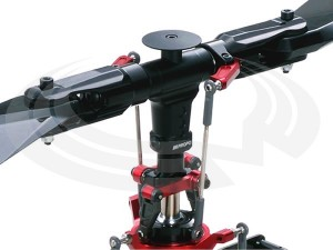 96509 : JR Vibe 50NEX Flybarless Rotor Head Conversion Set