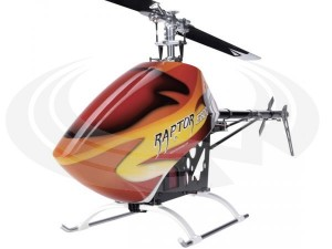 TT4793K10 : Thunder Tiger Raptor E820 Helicopter Kit