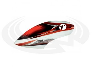 TTPV1995 : Thunder Tiger E360 PVC Canopy - Red